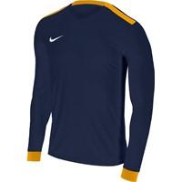Nike Park Derby II Voetbalshirt Lange Mouw - Marine / Goud