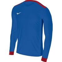 Nike Park Derby II Voetbalshirt Lange Mouw - Royal / Rood