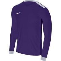 Nike Park Derby II Voetbalshirt Lange Mouw - Paars / Wit