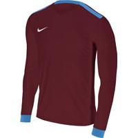 Nike Park Derby II Voetbalshirt Lange Mouw - Bordeaux / Hemelsblauw