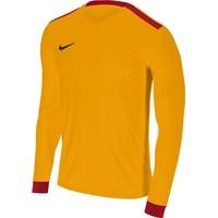 Nike Park Derby II Voetbalshirt Lange Mouw - Geel / Rood
