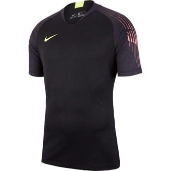 Picture of Nike Gardien Keepershirt Korte Mouw - Zwart / Fluogeel