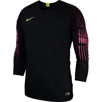 Picture of Nike Gardien Keepershirt Lange Mouw Kinderen - Zwart / Fluogeel