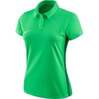 Nike Academy 18 Polo Dames - Green Spark