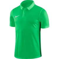 Nike Academy 18 Polo - Green Spark