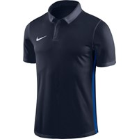 Nike Academy 18 Polo - Marine / Royal