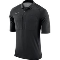 Nike Dry Scheidsrechtersshirt Korte Mouw - Zwart