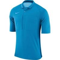 Nike Dry Scheidsrechtersshirt Korte Mouw - Equator Blue