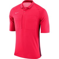 Nike Dry Scheidsrechtersshirt Korte Mouw - Siren Red