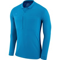 Nike Dry Scheidsrechtersshirt Lange Mouw - Equator Blue