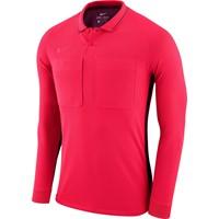 Nike Dry Scheidsrechtersshirt Lange Mouw - Siren Red