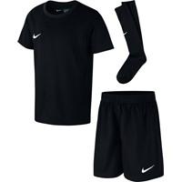 Nike Park Voetbaltenue Korte Mouw Kinderen - Zwart