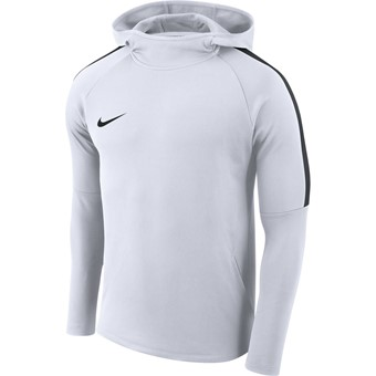 Picture of Nike Academy 18 Sweater Met Kap - Wit / Zwart