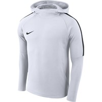 Nike Academy 18 Sweater Met Kap Kinderen - Wit / Zwart