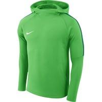Nike Academy 18 Sweater Met Kap Kinderen - Green Spark
