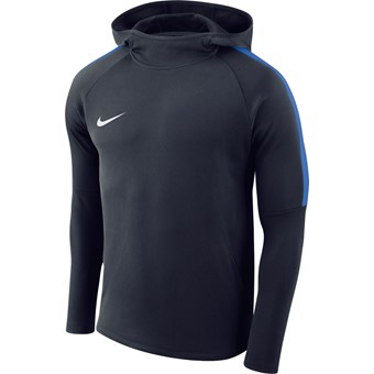 Picture of Nike Academy 18 Sweater Met Kap Kinderen - Marine / Royal