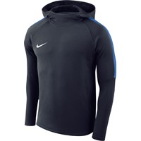 Nike Academy 18 Sweater Met Kap - Marine / Royal