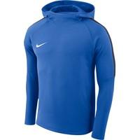 Nike Academy 18 Sweater Met Kap - Royal / Marine