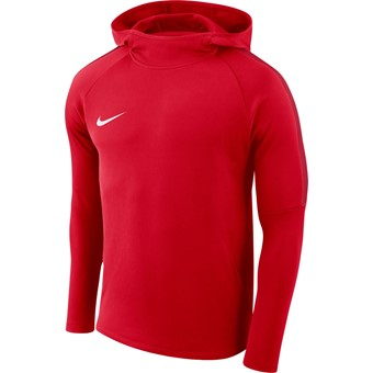 Picture of Nike Academy 18 Sweater Met Kap - Rood