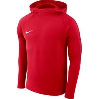 Nike Academy 18 Sweater Met Kap - Rood