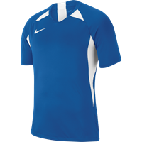 Nike Legend Shirt Korte Mouw - Royal / Wit