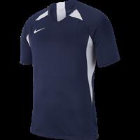 Nike Legend Shirt Korte Mouw Kinderen - Marine / Wit