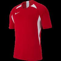 Nike Legend Shirt Korte Mouw Kinderen - Rood / Wit