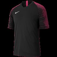 Nike Strike Shirt Korte Mouw Kinderen - Zwart / Roze