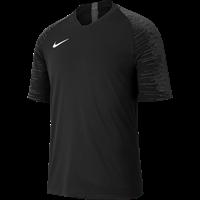 Nike Strike Shirt Korte Mouw Kinderen - Zwart / Antraciet