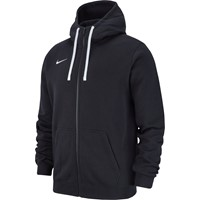 Nike Club 19 Sweater Met Rits Kinderen - Zwart