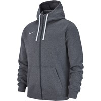 Nike Club 19 Sweater Met Rits - Charcoal