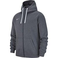 Nike Club 19 Sweater Met Rits Kinderen - Charcoal