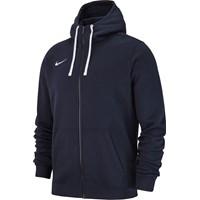 Nike Club 19 Sweater Met Rits Kinderen - Marine