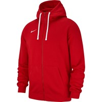 Nike Club 19 Sweater Met Rits - Rood