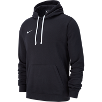 Nike Club 19 Sweater Met Kap - Zwart