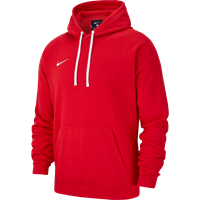 Nike Club 19 Sweater Met Kap - Rood