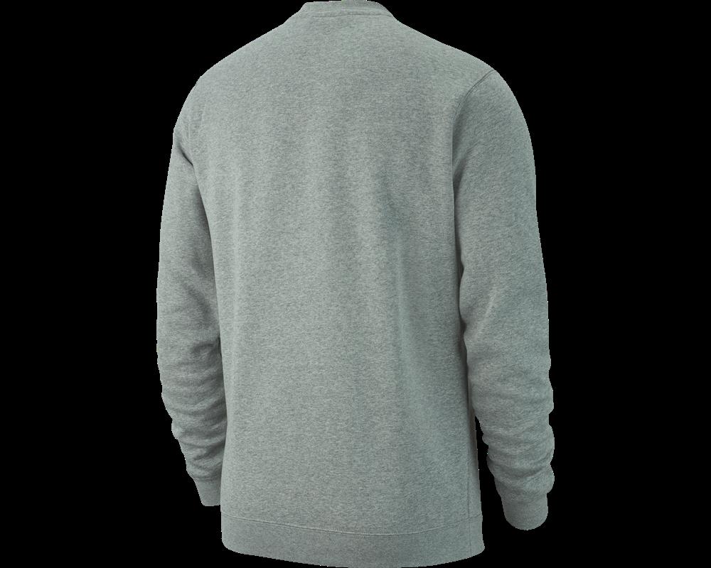 d382149820d Nike Club 19 Sweater   Grijs Gemeleerd   Teamswear