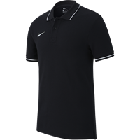 Nike Club 19 Polo - Zwart