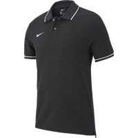 Nike Club 19 Polo Kinderen - Charcoal