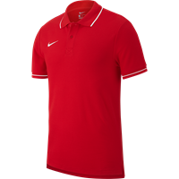 Nike Club 19 Polo - Rood