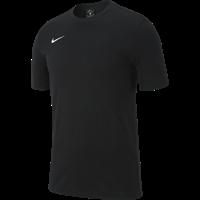 Nike Club 19 T-shirt Kinderen - Zwart