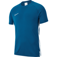 Nike Academy 19 T-shirt Kinderen - Marine