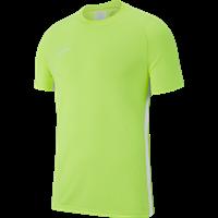 Nike Academy 19 T-shirt - Fluogeel