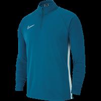 Nike Academy 19 Ziptop Kinderen - Marine