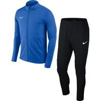 Nike Park 18 Trainingspak - Royal / Zwart