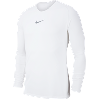 Nike Park First Layer Shirt Lange Mouw - Wit