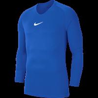Nike Park First Layer Shirt Lange Mouw Kinderen - Royal