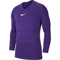 Nike Park First Layer Shirt Lange Mouw Kinderen - Paars