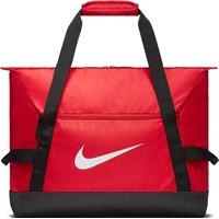 Nike Academy Team (medium) Sporttas Met Zijvakken - Rood / Zwart