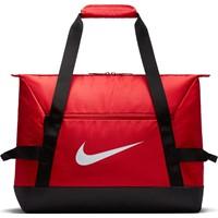 Nike Academy Team (small) Sporttas Met Zijvakken - Rood / Zwart